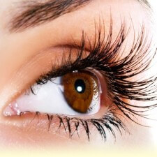 latisse eyelashes example