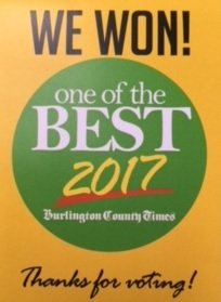 Burlington County Times Voted Best